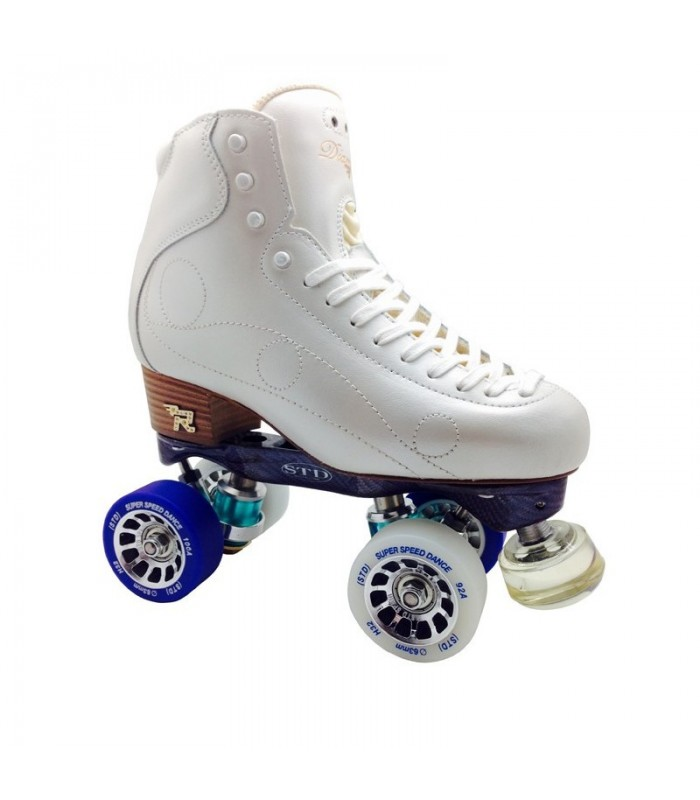 RISPORT DIAMANT+STD SKATES CARBÓN+SUPER SPEED/ICE