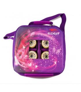 EDEA 4 SETS WHEELS CARRIER BAG BUTTERFLY