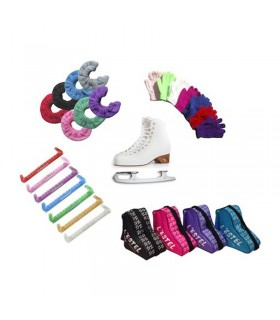 PACK PATIN COMPLETO Y ACCESORIOS