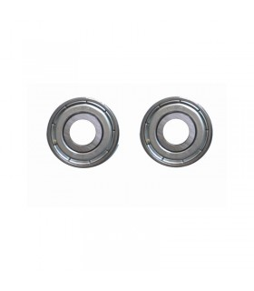 BEARINGS 608 ZZ ABEC 5 SNOW WHITE (12)