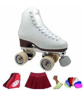 PACK SKATES AND ACCESSORIES