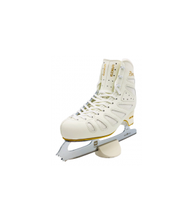 SKATES EDEA PIANI WITH MK GOLD STAR