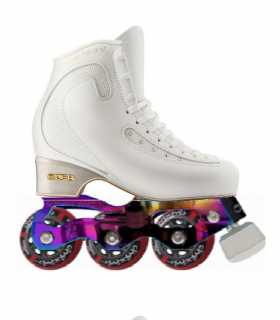 STD SKATES STARLIGHT-EDEA FLY ICE
