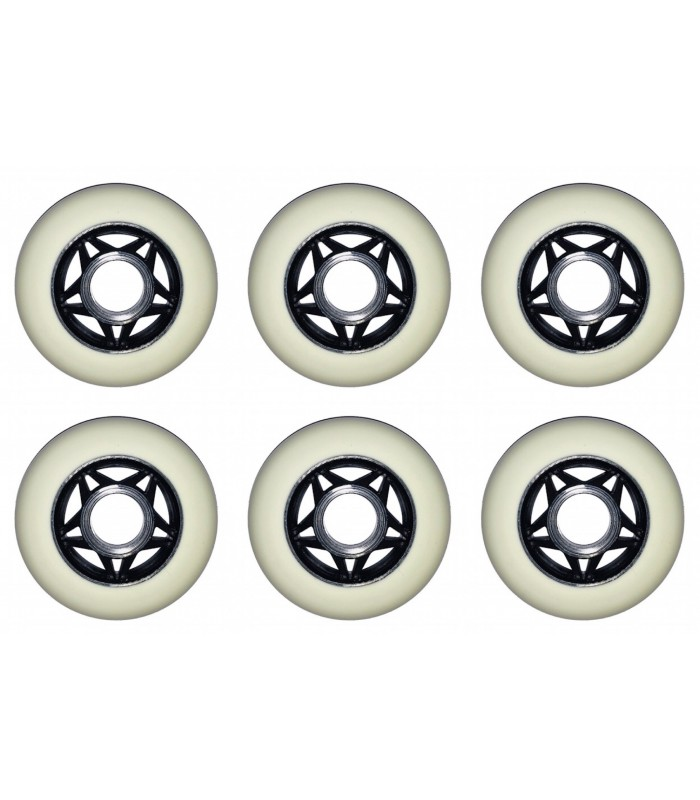 STD WHITE 72 MM 84 A (6 PACK)