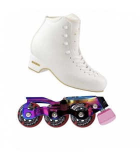 STD SKATES STARLIGHT+EDEA WAVE