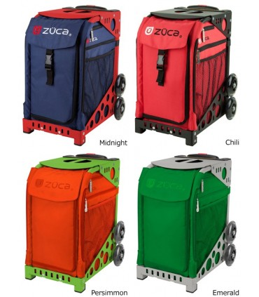 ZUCA SPORT SOLID COLOURS - ON REQUEST