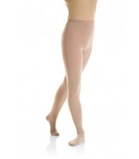 FOOTED NATURAL TIGHTS MONDOR EVOLUTION STYLE: 03337