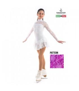SAGESTER DRESS MODEL 132