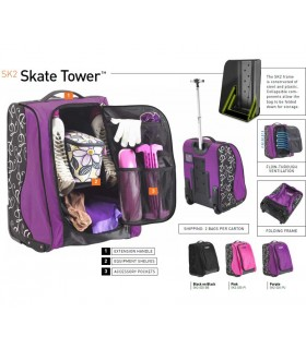 SPECIAL SKATING GRIT TOWER BAG SK2