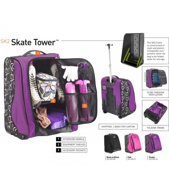 SPECIAL SKATING GRIT TOWER BAG SK2