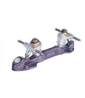 STD SKATES CARBON-ALUTEX STEEL DANCE